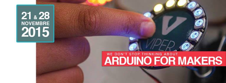 Arduino for Makers with VIPER - workshop