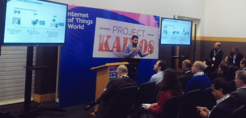 Leveraging the IoT to create value: Zerynth at international IoT events across Europe