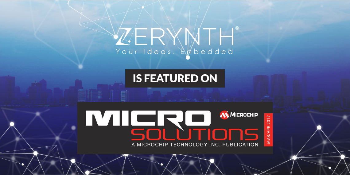 Zerynth MicroSolutions Microchip Digital Magazione
