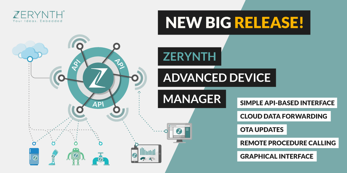 Zerynth ADM - release 2.0.5