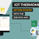Getting started with the Zerynth App: how to build an IoT Thermometer
