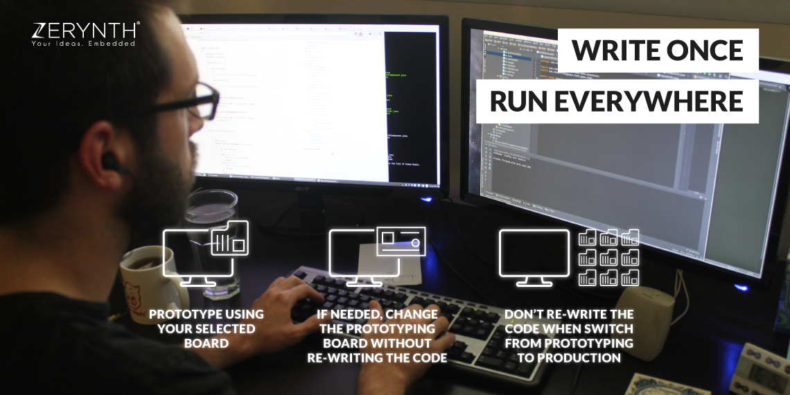 Python for Embedded developers - Zerynth