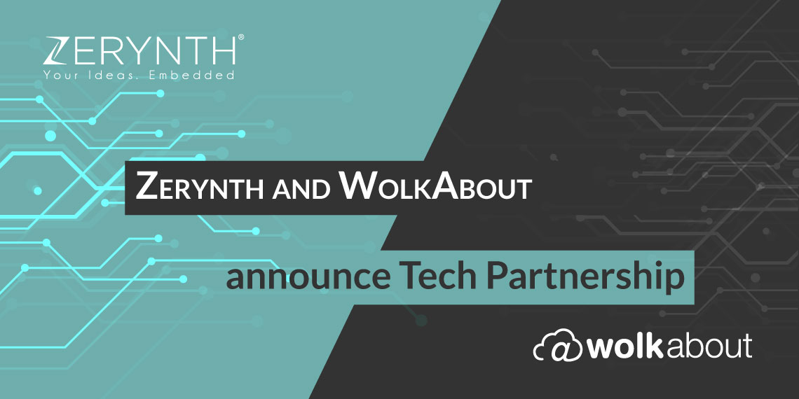 Zerynth and WolkAbout Announce Technology Partnership