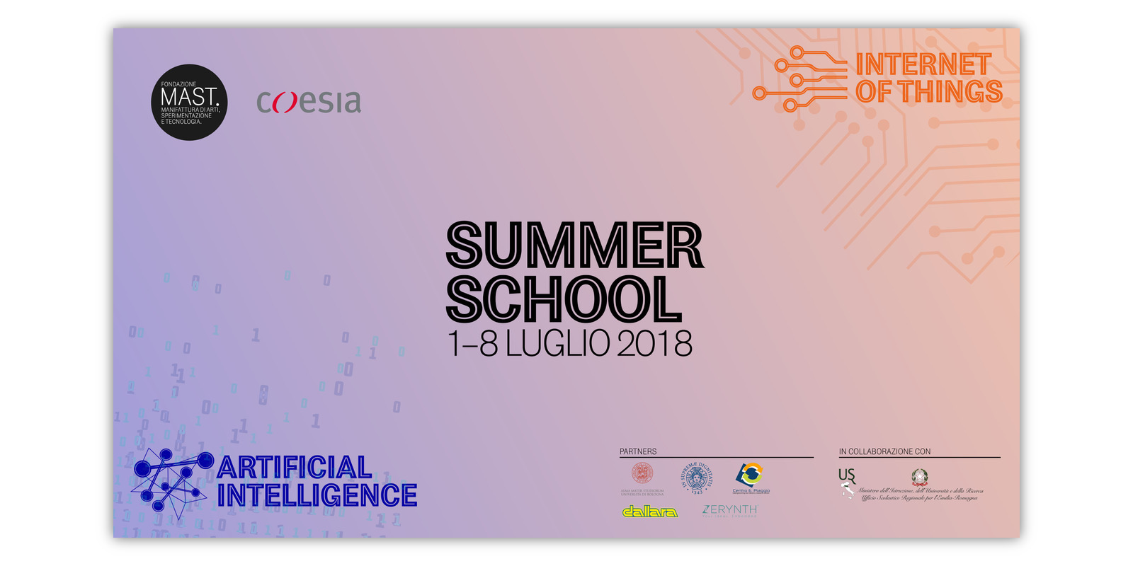 MAST Summer School 2018 with Zerynth – learning about IoT and Artificial Intelligence
