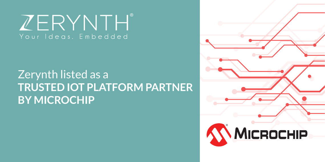 Zerynth listed as a Trusted IoT Platform Partner by Microchip