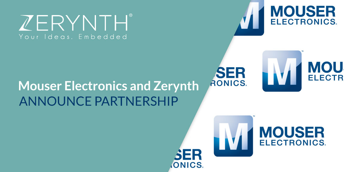 Mouser Electronics and Zerynth announce partnership