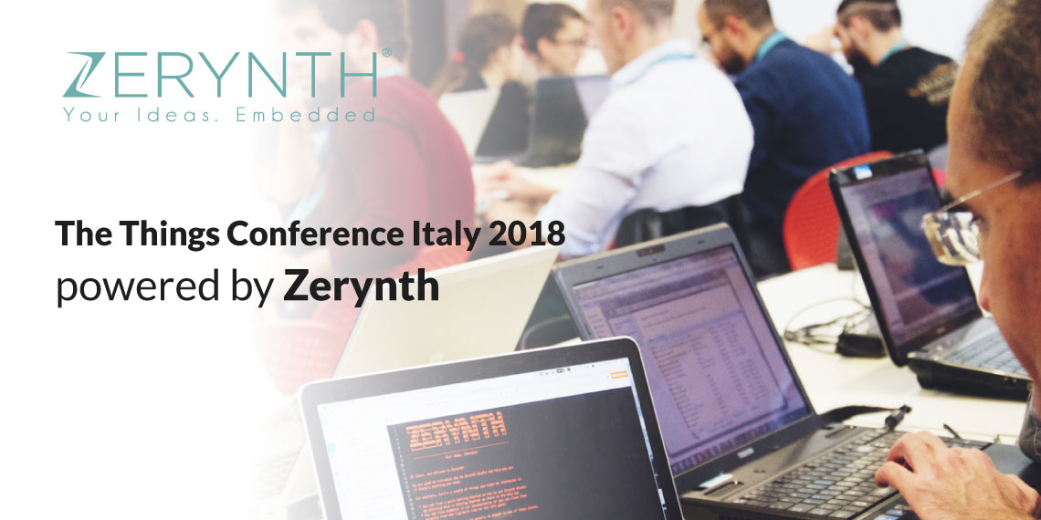The Things Conference Italy 2018 – Thank You