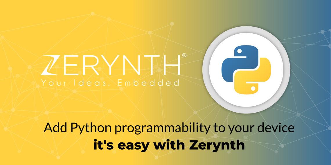 python zerynth banner