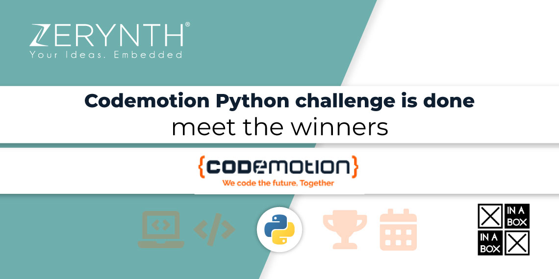 Codemotion Python challenge is done - meet the winners