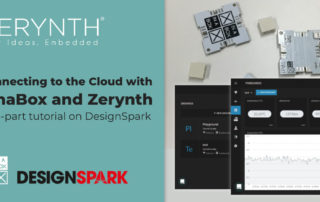 Connecting to the Cloud with XinaBox and Zerynth - two-part tutorial on DesignSpark