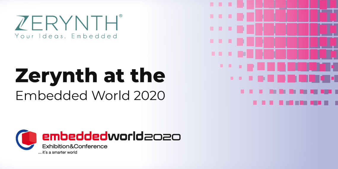 Zerynth at the Embedded World 2020