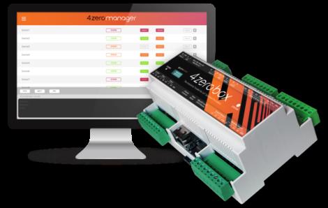 4zeroplatform business analytics IoT