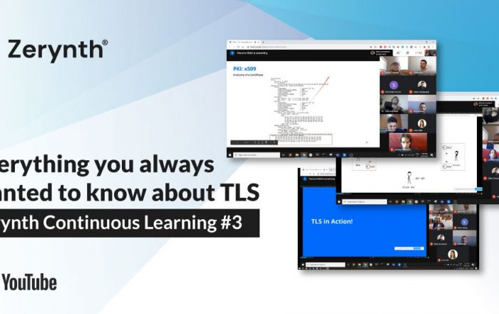 TLS Zerynth Continuous Learning