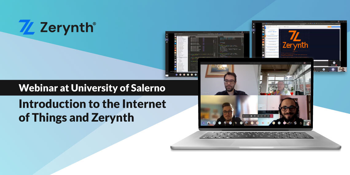 Zerynth Internet of Things webinar