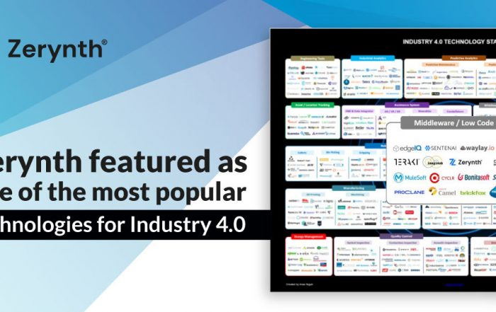 Zerynth featured Industry 4.0