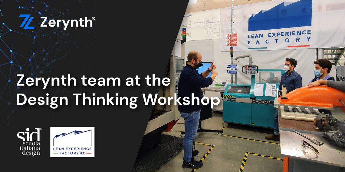 design thinking workshop Zerynth IoT