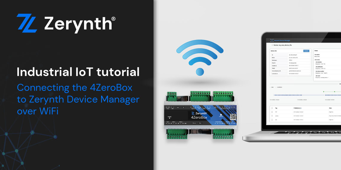 4ZeroBox WiFi tutorial
