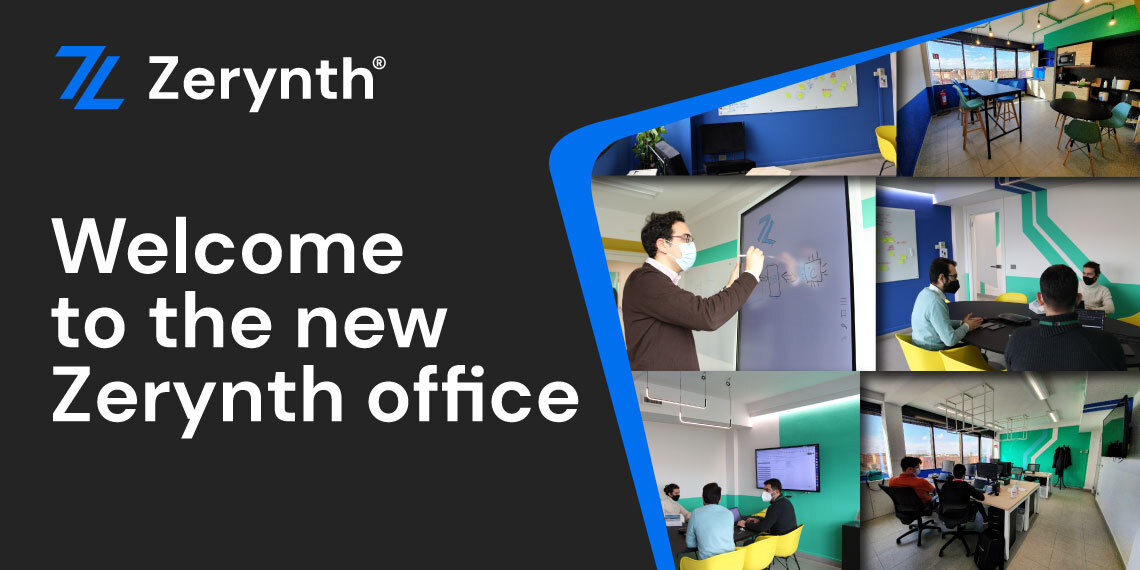 new office Zerynth