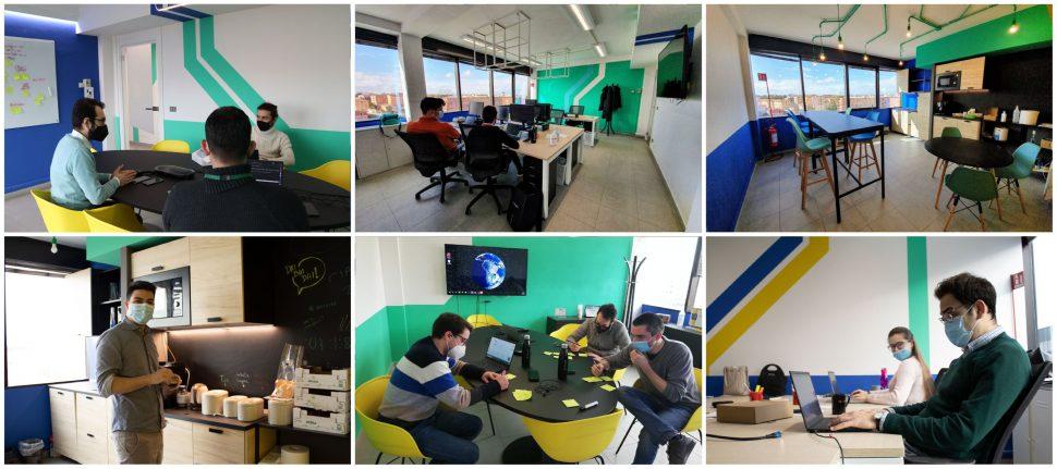 new Zerynth office