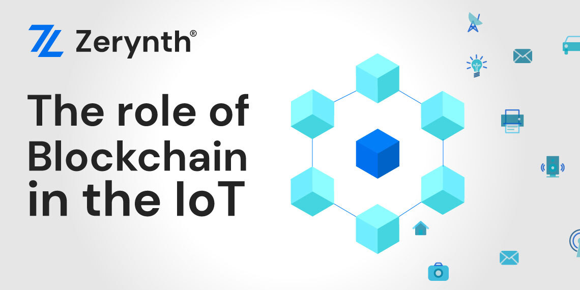 The role of Blockchain in the IoT Zerynth