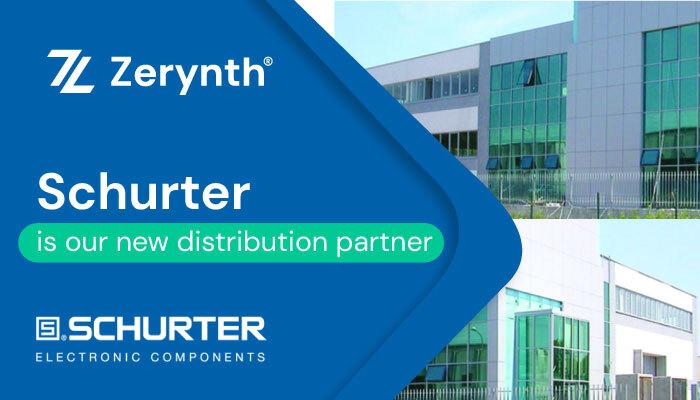 Schurter new distributor