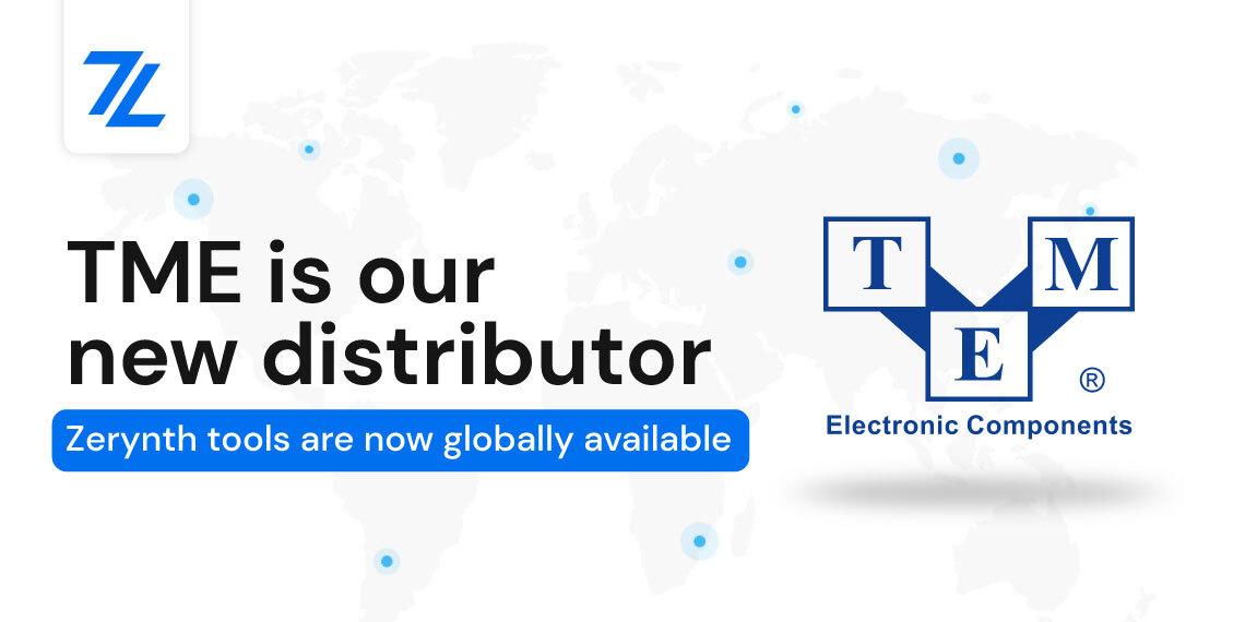 TME new distributor