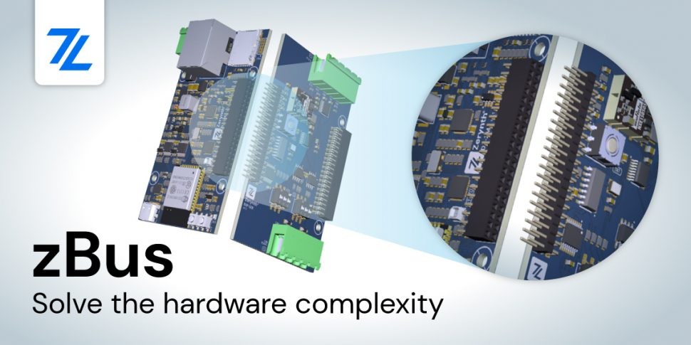 zBUS - solving hardware complexity