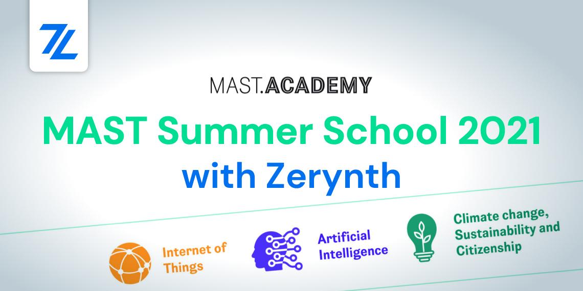 MAST Summer Zerynth