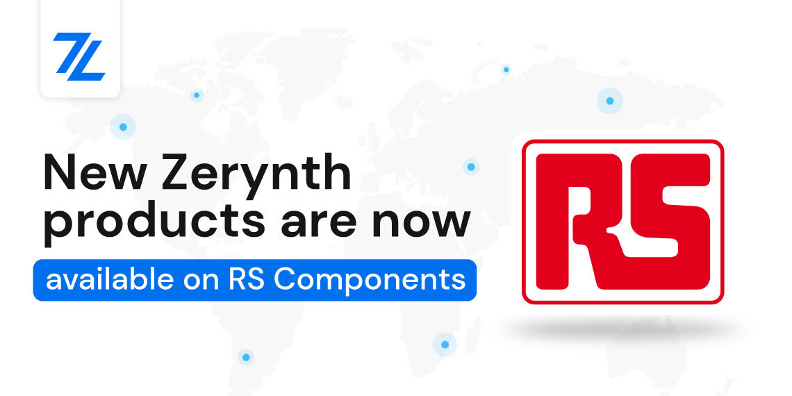 RS Components Zerynth products news