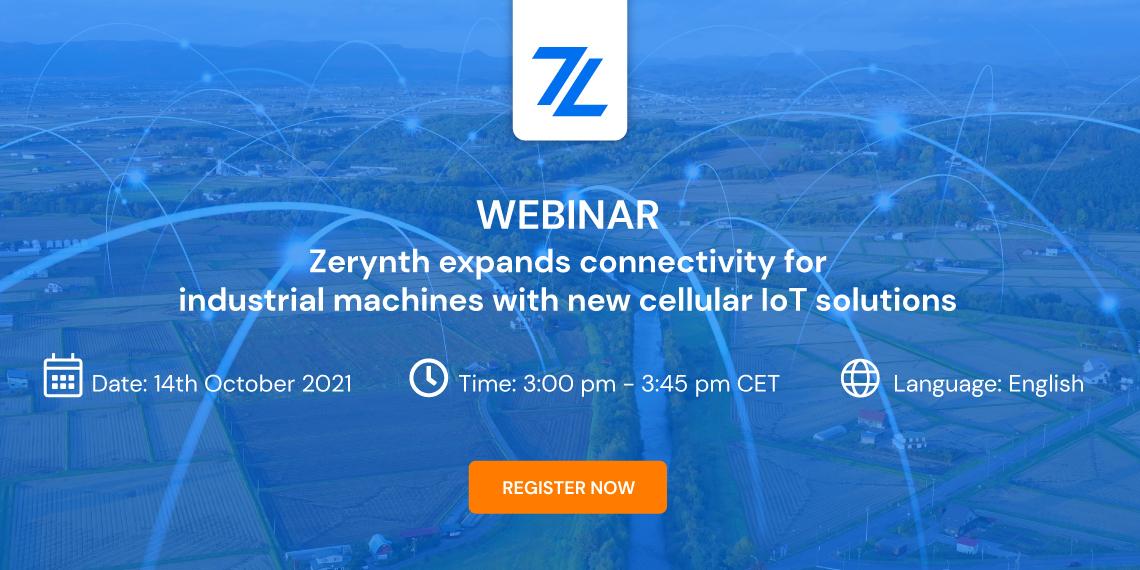 webinar Zerynth cellular solutions 4zerobox mobile blog